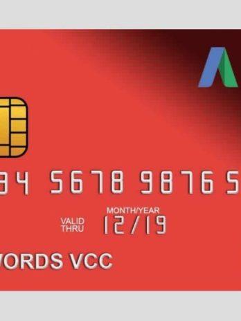 Google Adwords VCC
